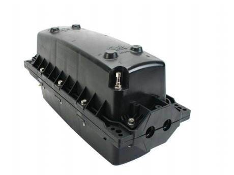 3M Organizador de Cables para Pared 2178-LL, Negro