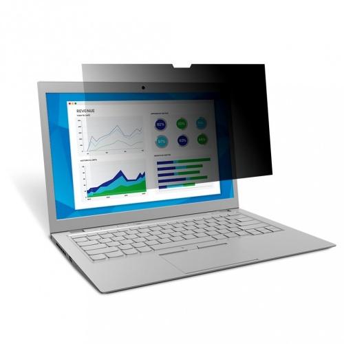 3M Filtro de Privacidad PF14.0W para Laptop, 14'' (98044049256)