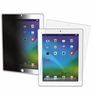 3M Filtro de Privacidad para iPad2, 9.7'', Negro (98044052219)