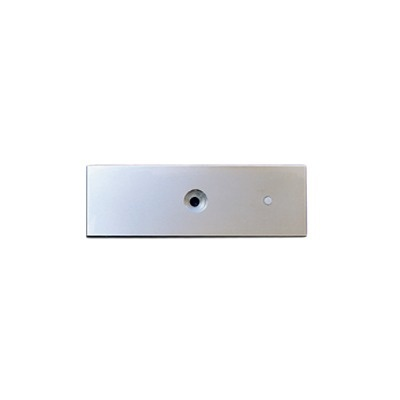 AccessPRO Placa para Cerradura Electromagnética, 18 x 1.13cm para MAG1200