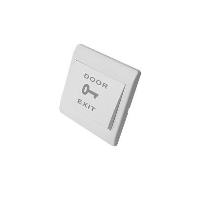 AccessPRO Botón de Salida, Alámbrico, Blanco