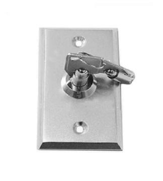 AccessPRO Botón de Salida con Contacto, Acero Inoxidable