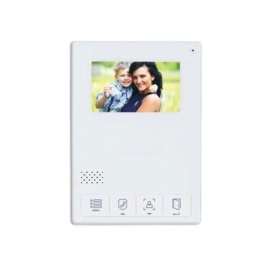 AccessPRO Monitor Adicional TVPRO-400-MW para Serie TVPRO, Blanco