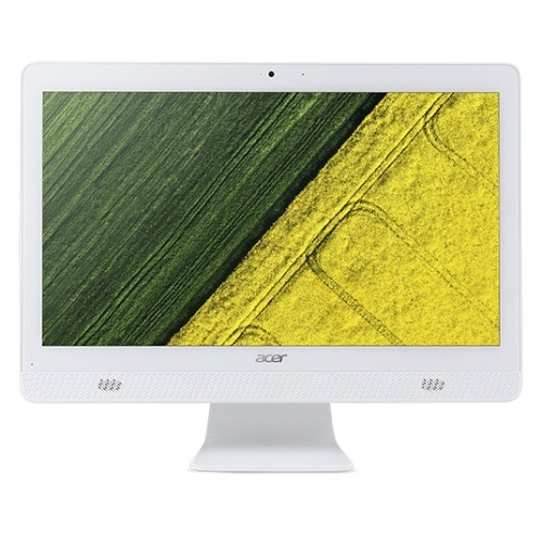 Acer Aspire C20-720-ML11 All-in-One 19.5'', Intel Pentium J3710 1.60GHz, 4GB, 1TB, Windows 10 Home 64-bit, Blanco