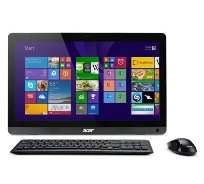 Acer Aspire ZC-606-MO54 All-in-One 19.5'', Intel Celeron J1900 2.00GHz, 4GB, 500GB, Windows 8.1 64-bit, Negro