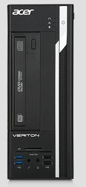 Computadora Acer Veriton X2640G-MI15, Intel Core i5-7400 3GHz, 8GB, 1TB, NVIDIA GeForce GT 710, Windows 10 Pro 64-bit + Teclado/Mouse
