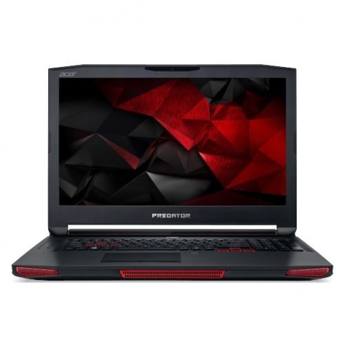 Laptop Acer Predator GX-792-700T 17.3'', Intel Core i7-7700HQ 2.80GHz, 16GB, 1TB + 256GB SSD, NVIDIA GeForce GTX 1080, Windows 10 Home 64-bit, Negro ― Compra esta Laptop y Recibe Destiny 2 Beta Gratis!