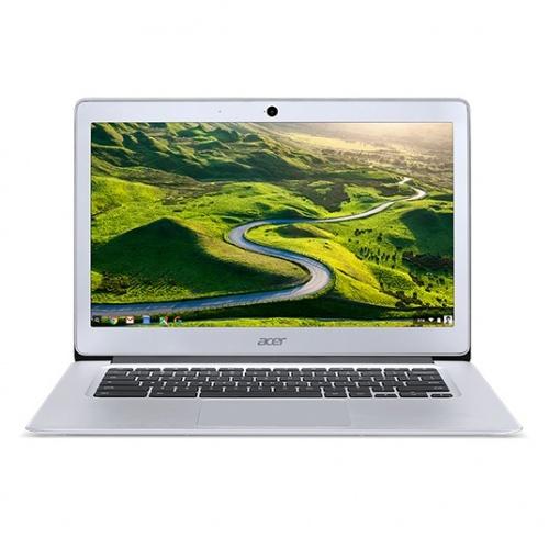 Laptop Acer Chromebook CB3-431-C9TT 14'', Intel Celeron N3060 1.60GHz, 2GB, 16GB Flash, Chrome OS, Plata
