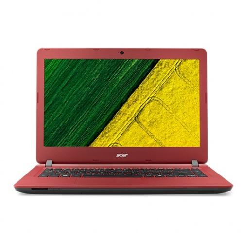 Laptop Acer Aspire ES1-432-C23N, Intel Celeron N3350 1.10GHz, 4GB, 500GB, Windows 10 Home 64-bit, Rojo