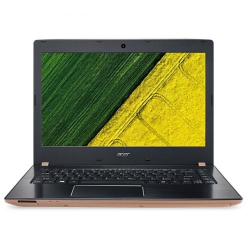 Laptop Acer Aspire E5-475-54MT 14'', Intel Core i5-6200U 2.30GHz, 8GB, 1TB, Windows 10 Home 64-bit, Negro/Marrón