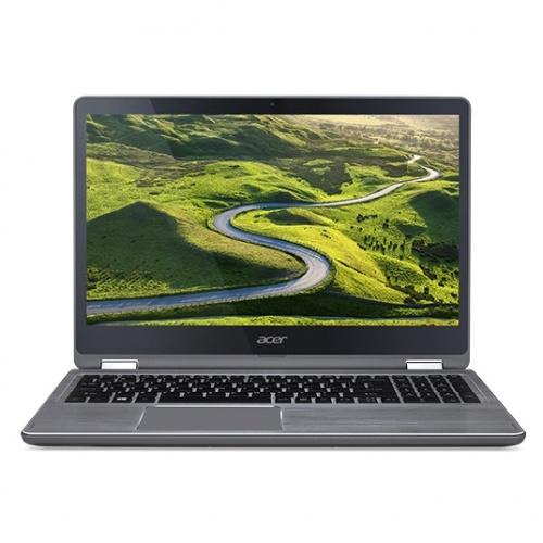 Laptop Acer Aspire R5-571TG-31X0 15.6'', Intel Core i3-6006U 2GHz, 8GB, 1TB, NVIDIA GeForce 940MX, Windows 10 Home 64-bit, Gris