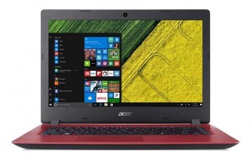"Laptop Acer Aspire 3 14"" HD, Intel Pentium N4200 1.10GHz, 4GB, 1TB, Windows 10 Home 64-bit, Rojo"