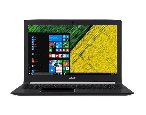 Laptop Acer Aspire A515-51G-858D 15.6'' HD, Intel Core i7-8550U 1.80GHz, 4GB, 16GB Optane, 1TB, NVIDIA GeForce MX130, Windows 10 Home 64-bit, Negro