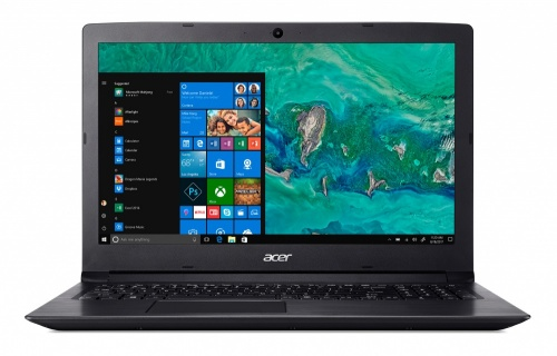 "Laptop Acer Aspire A315-53-32HH 15.6"", Intel Core i3-8130U 2.20GHz, 4GB, 1TB + 128GB SSD, Windows 10 Home 64-bit, Negro"