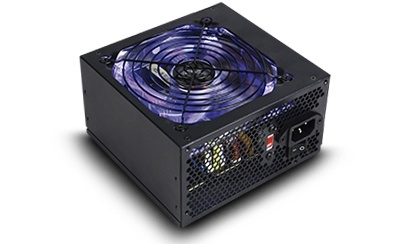 Fuente de Poder Acteck ES-05004, 20+4 pin ATX, 120mm, 700W, Negro