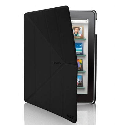 Acteck Funda para iPad 9.7'' Negro (FP-600)