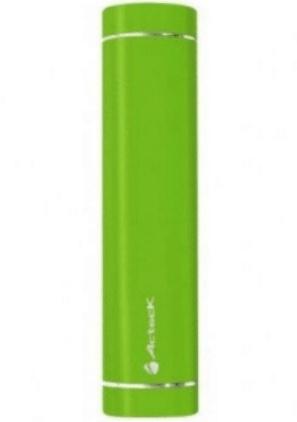 Cargador Portátil Acteck MVPB-007, 2200mAh, Verde