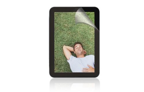 Acteck Protector de Pantalla para iPad, Transparente