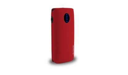 Cargador Portátil Acteck PowerBank PWPB-405, 4400mAh, Rojo