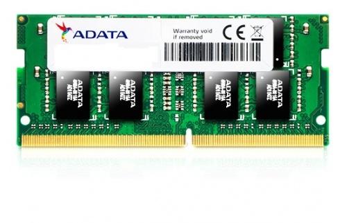 Memoria RAM Adata DDR4, 2400MHz, 4GB, Non-ECC, SO-DIMM