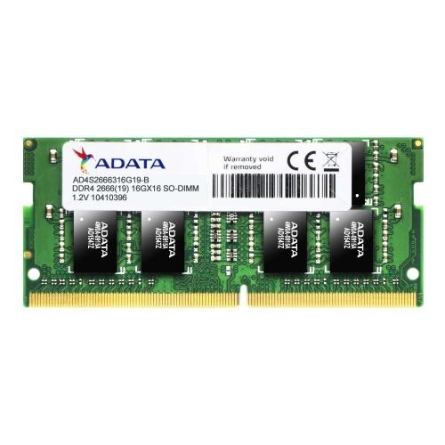 Memoria RAM Adata DDR4 Serie Premier, 2666MHz, 16GB, CL19, Non-ECC