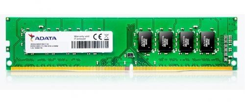 Memoria RAM Adata DDR4, 2400MHz, 4GB, CL17