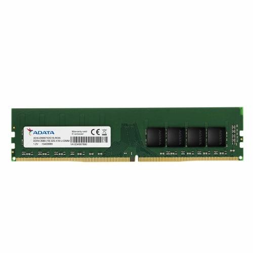 Memoria RAM Adata DDR4, 2666GHz, 4GB, Non-ECC, CL19