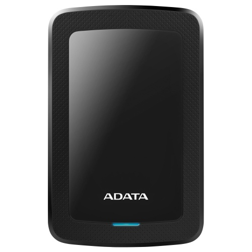 Disco Duro Externo Adata HV300 2.5'', 1TB, USB 3.0, Negro - para Mac/PC