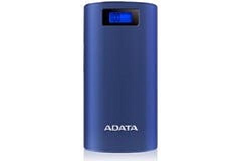 Cargador Portátil Adata Power Bank P20000D, 20000mAh, Azul Oscuro