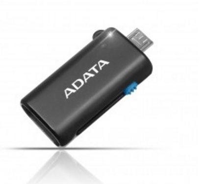 Memoria Flash Adata Premier, 32GB microSDHC UHS-I Clase 10, con Lector microReader OTG
