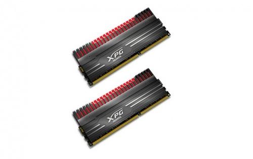 Kit Memoria RAM Adata DDR3 XPG V3, 2400MHz, 16GB (2 x 8GB), CL11