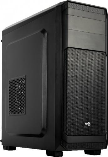 Gabinete Aerocool AERO 300 con Ventana, Midi-Tower, ATX/Mini-ATX, USB 2.0/3.0, sin Fuente, Negro