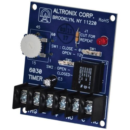 Altronix Modulo Relevador 6062, Multinación, 24V
