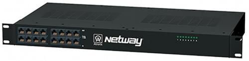 Altronix Adaptador e Inyector de PoE NetWay8, 8 Puertos, 30W