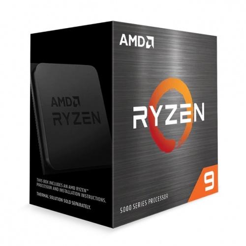 Procesador AMD Ryzen 9 5900X, S-AM4, 3.70GHz, 64MB L3 Cache - no incluye Disipador