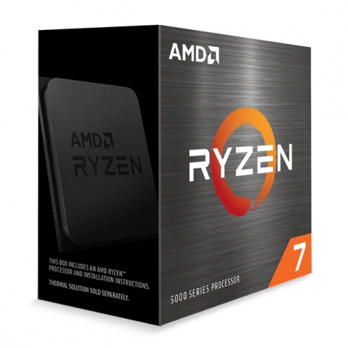 Procesador AMD Ryzen 7 5800X, S-AM4, 3.80GHz, 8-Core, 32MB L3 Cache - no incluye Disipador