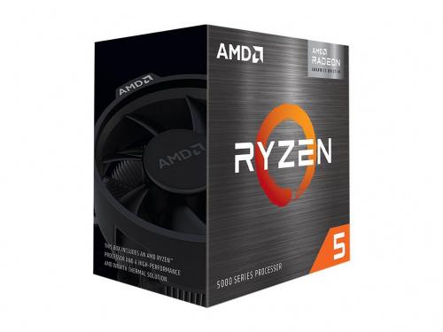 Procesador AMD Ryzen 5 5600G con Gráficos Radeon 7, S-AM4, 3.90GHz, Six-Core, 16MB L3 Caché - incluye Disipador Wraith Stealth ― ¡Compra y recibe Pack Serie G de Warframe! Un código por cliente o pedido