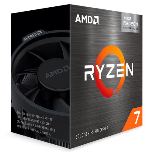 Procesador AMD Ryzen 7 5700G, S-AM4, 3.80GHz, 8-Core, 16MB L3 Caché - incluye Disipador Wraith Stealth ― ¡Compra y recibe Pack Serie G de Warframe! Un código por cliente o pedido