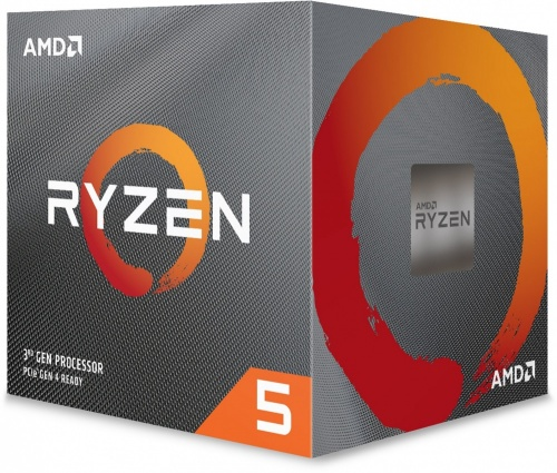 Procesador AMD Ryzen 5 3600XT, S-AM4, 4,50GHz, Six-Core, 32MB L3 Caché
