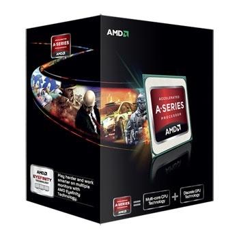 Procesador AMD A6-7400K Black Edition con Radeon R5, S-FM2+, 3.50GHz, 2-Core, 1MB L2 Cache, con Disipador