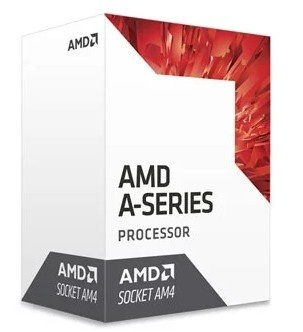 Procesador AMD A8-9600, S-AM4 con Gráficos Radeon R7, 3.10GHz, Quad-Core, 2MB Cache L2, con Disipador