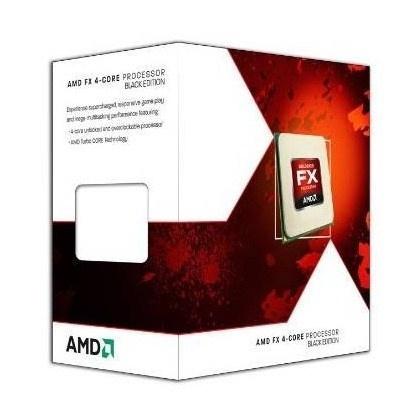 Procesador AMD FX 4300, S-AM3+, 3.80GHz, Quad Core, 4MB