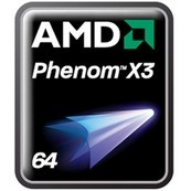 Procesador AMD Phenom X3 8450, S-AM2, 2.10GHz, Triple-Core, 2MB Cache L3 - no incluye Disipador