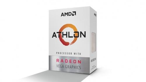 Procesador AMD Athlon 200GE con Gráficos Radeon Vega 3, S-AM4, 3.20GHz, Dual-Core, 4MB L3 Cache, con Disipador