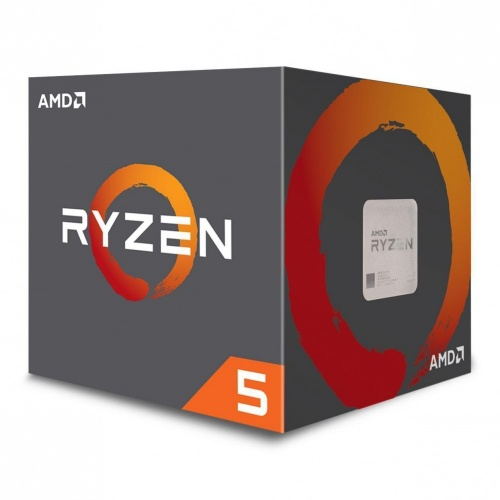 Procesador AMD Ryzen 5 2600X, S-AM4, 3.60GHz, Six-Core, 16MB Cache