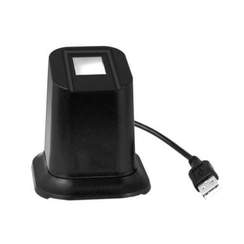 Anviz Lector de Huella Digital U-Bio, USB 2.0, Negro