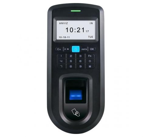 Aviz Control de Acceso y Asistencia Biométrico VF30-ID, 1000 Usuarios