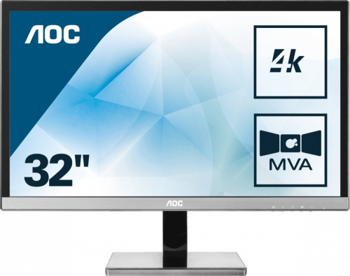 Monitor AOC U3277PWQU LED 31.5
