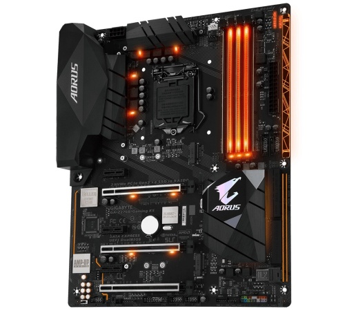 Tarjeta Madre AORUS ATX GA-Z270X-Gaming K5, S-1151, Intel Z270, HDMI, 64GB DDR4 para Intel