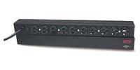 APC PDU Básico para Rack AP9562, 1U, 15A, 120V, (10)5-15